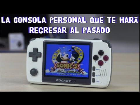 PocketGo nueva generación de Emulador de Juegos