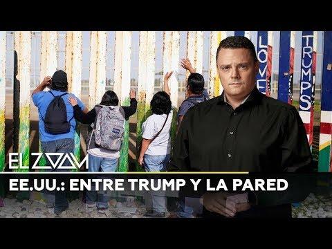 EE. UU.: Entre Trump y la pared
