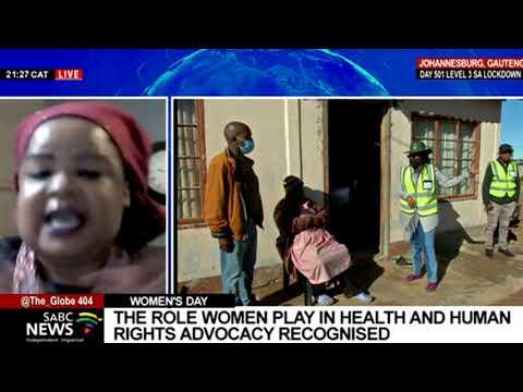 Nontyatyambo Makapela on the importance of women-lead advocacy work