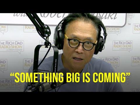 When Buffet Buys Gold, You Know Something Big is Coming... (Robert Kiyosaki & George Gammon)