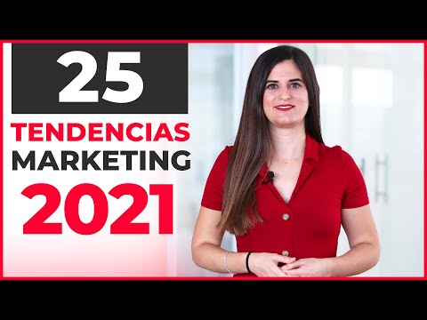 Las TENDENCIAS de Marketing Digital de 2021