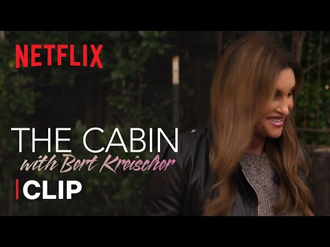 The Cabin with Bert Kreischer | Lassoing with Caitlyn Jenner and Nikki Glaser | Netflix