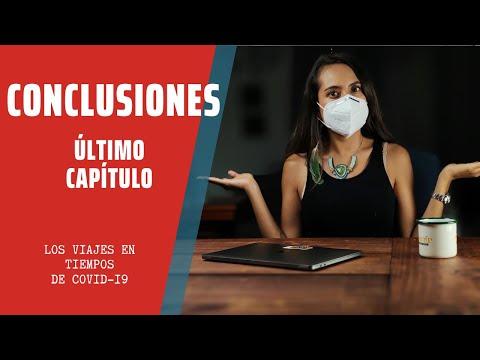 ¿YA SE PUEDE VIAJAR? I CONCLUSIONES DE LA SERIE LOS VIAJES EN TIEMPOS DE COVID-19