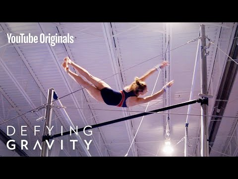 Uneven Bars: The Closest Thing To Flying
