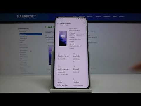 How to Check IMEI Number on OnePlus 7T Pro