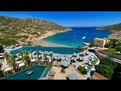 Daios Cove Luxury Resort & Villas: SPECTACULAR hotel (Crete, Greece)