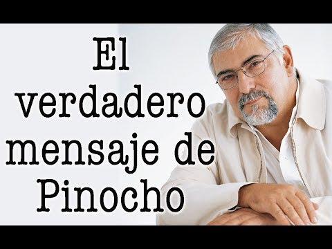 Jorge Bucay -  El verdadero mensaje de Pinocho