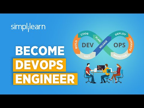 How To Become A DevOps Engineer | DevOps Engineer Skills & Roadmap | DevOps Training | Simplilearn