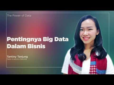 Tantiny Tanjung: Pentingnya Big Data Dalam Bisnis | Katadata Indonesia