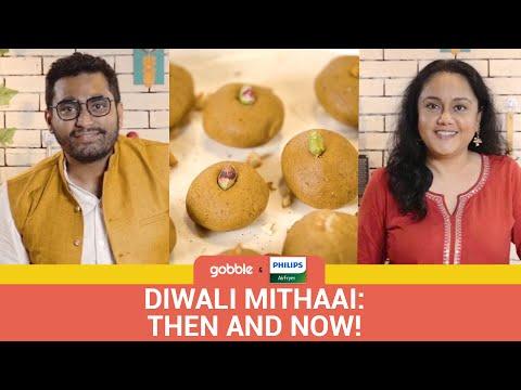 Gobble | Food Aaj Kal | Besan Ke Laddoo | Chocolate Donuts | Ft. Viraj Ghelani, Deepika Amin