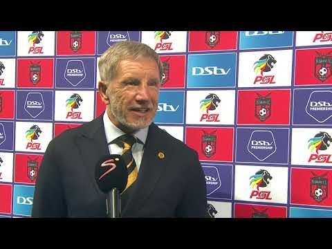 DStv Premiership | TS Galaxy v Kaizer Chiefs | Interview with Start Baxter