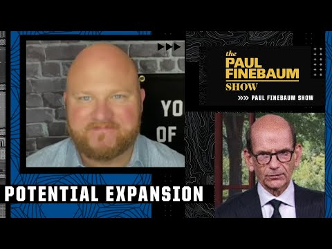 Brandon Marcello on what is next for conference expansion   Paul Finebaum Show