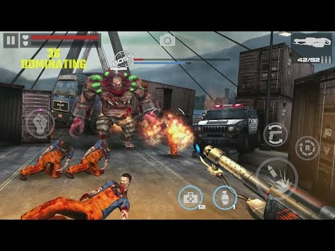 DEAD TARGET: Zombie Android Gameplay #5