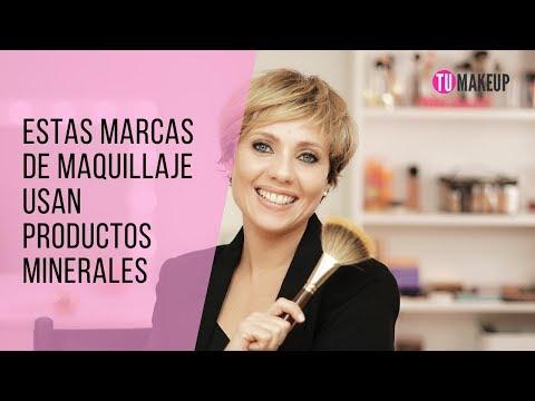 ESTAS MARCAS DE MAQUILLAJE USAN PRODUCTOS MINERALES | TUMAKEUP