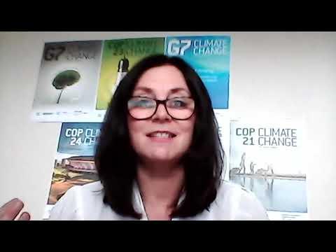 A decisive moment for our climate-smart future | Elizabeth Renski | TEDxNantwich