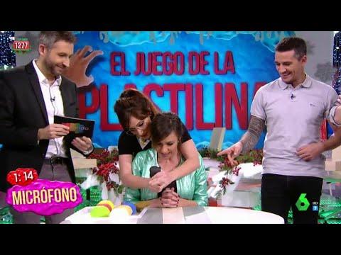 El juego de la plastilina en Zapeando: