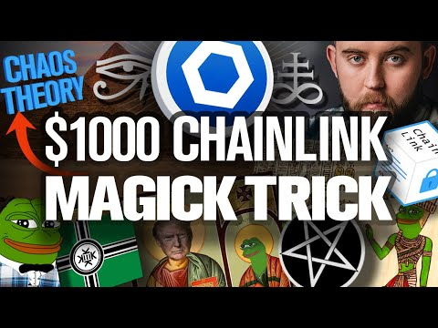 The REASON Chainlink Will Hit $1000 Per LINK!?