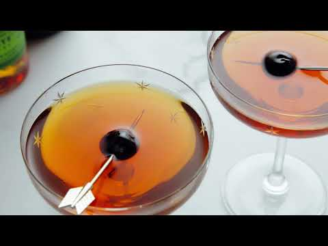 Best Manhattan Cocktail