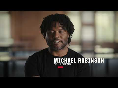 NFL Mental Health & Wellness Series | Michael Robinson