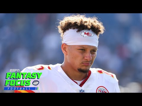 Injury updates, Chiefs: Can we talk?, Seahawks/Saints preview | Fantasy Focus Live!