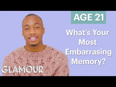 Men Ages 5-75: What's Your Most Embarrassing Memory? | Glamour