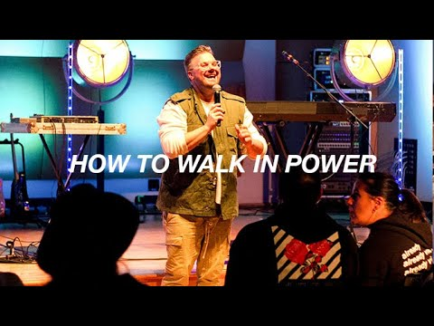 How To Walk in Power   Jason Howard   Amplify Church