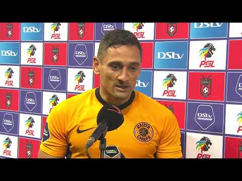 DStv Premiership | TS Galaxy v Kaizer Chiefs | Interview with Cole Alexander