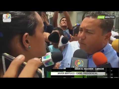 Venezuela. - Familiares de los Presos en el SEBIN rechazaron presencia de Bertucci - VPItv