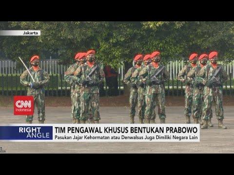 Tim Pengawal Khusus Bentukan Prabowo - Right Angle
