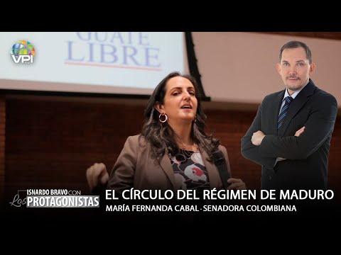 Isnardo Bravo Con Los Protagonistas - El círculo del régimen de Maduro