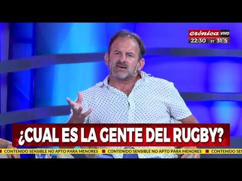 ¿Cuál es la gente del rugby?