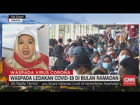 Waspada Ledakan Covid-19 di Bulan Ramadan