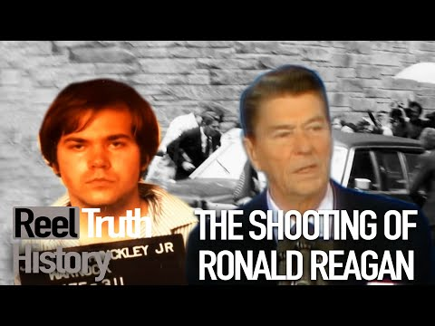 THE SHOOTING OF RONALD REAGAN (Crimes of the Century) | Reel Truth History Documentary