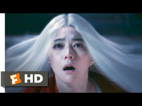 The White Haired Witch (2015) - My Lover's Wedding Scene (6/10) | Movieclips