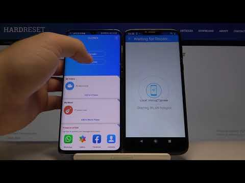 How to Transfer Apps and Contacts from Motorola G7 Power to Other Android Phone