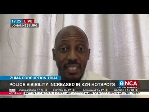 Discussion | Zuma due in court next week