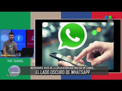El lado oscuro de WhatsApp