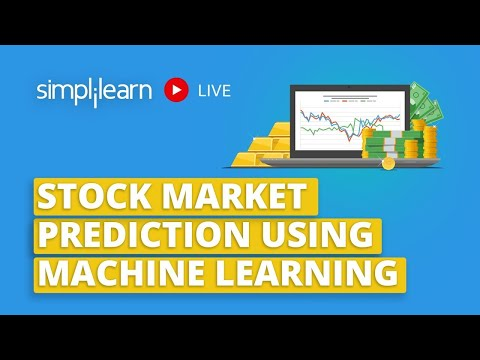 Stock Market Prediction Using Machine Learning | Machine Learning Tutorial | Simplilearn