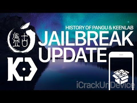 Jailbreak iOS 10.3.3 - iOS 11 UPDATE! Pangu & Untethered's History