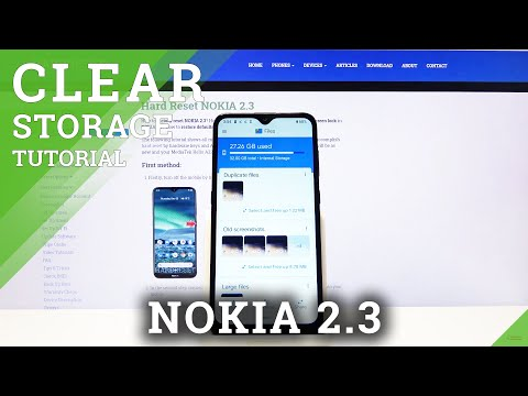 How to Clean Up Storage in Nokia 2.3 – Free Up Space