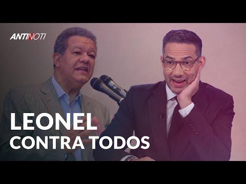 Leonel Fernández Contra Todos - #Antinoti Septiembre 12, 2019
