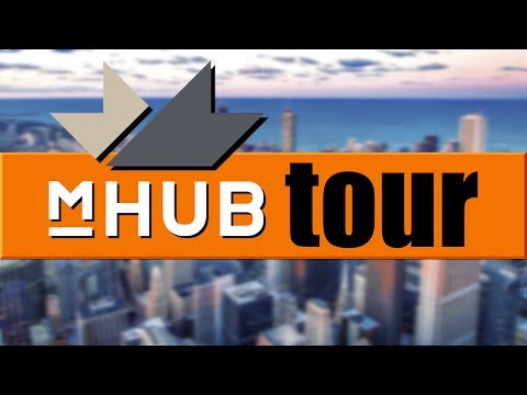 Tour of mHUB Chicago: An AMAZING Facility for Manufacturing Entrepreneurs!