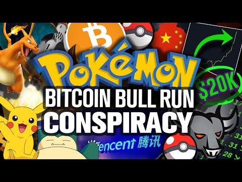 INSANE THEORY! Pokemon to Ignite BITCOIN Bull Run!?