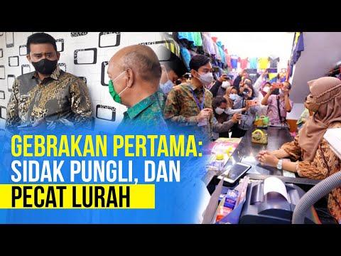 Gaya Blusukan Jokowi, Ditiru Bobby dan Gibran. Bakal Banyak yang Dipecat?