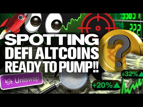 How to Spot ALTCOINs Ready to PUMP by Millions!?