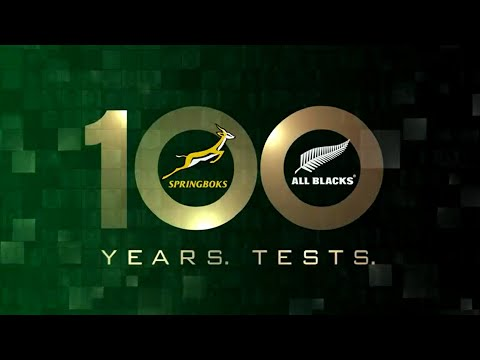 Rugby Championship | New Zealand v South Africa | Highlights
