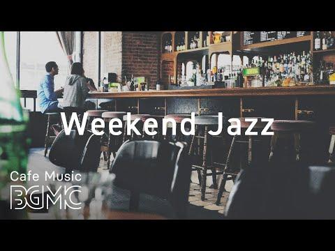Weekend Jazz - Cafe Jazz Hiphop Music - Winter Weekend Music - Slow Jazz
