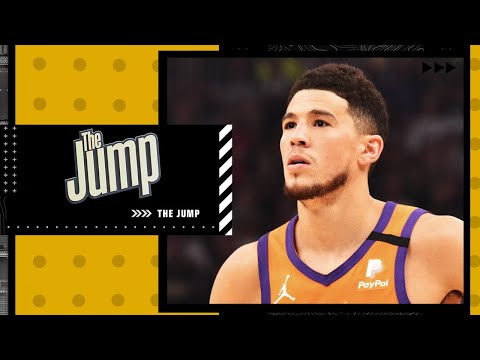 Devin Booker could disrupt the NBA MVP race - Brian Windhorst | The Jump
