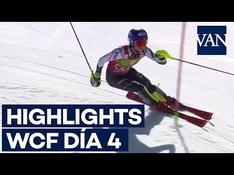 Highlights de la cuarta jornada de las WCF 2019 en Grandvalira