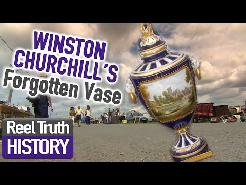 Winston CHURCHILL's Vase | The Great Antiques Map of Britain | Full Episode | History Documentary